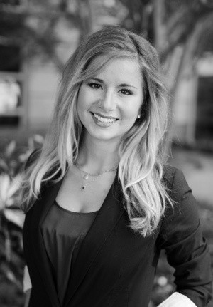 legal recruiter Rachel Huey